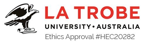 La Trobe Ethics Approval