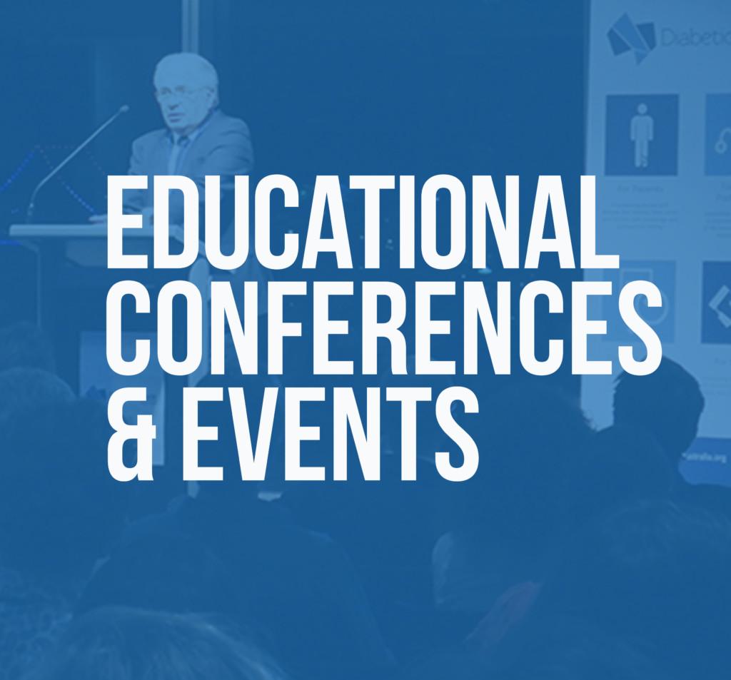conferences events